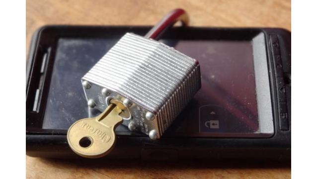 Mở khóa điện thoại di động