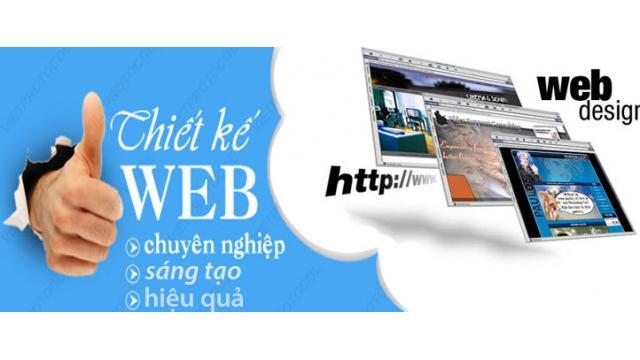 Thiết kế web giá rẻ Long Xuyên