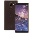 Nokia 7 plus 99% fullbox